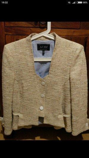 Blazer Jacke von Armani jeans beige