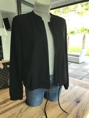 Betty & Co Jersey blazer zwart
