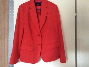 Blazer / Jacke / von BIANCA Mode rot, gefüttert Gr 42