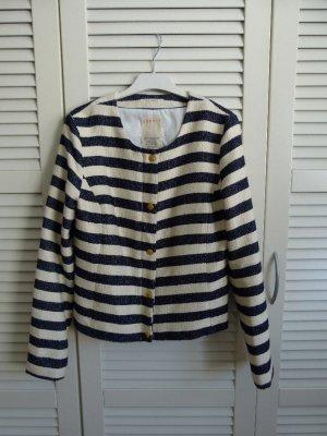 Blazer Jacke von Esprit Größe 42 marine maritim