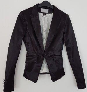 H&M Blazer unisexe noir