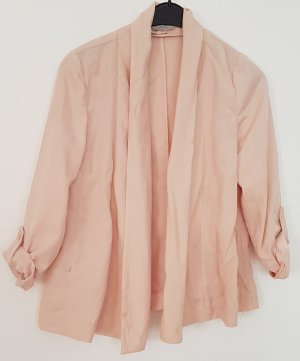 H&M Blazer boyfriend rose chair-abricot