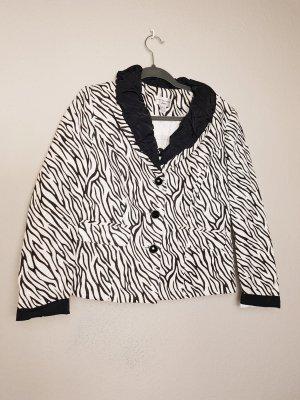 Amy Vermont Jacket white-black