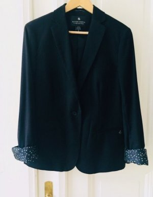 Maison Scotch Blazer stile Boyfriend blu scuro