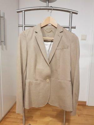 Blazer / Jacket von Massimo Dutti Beige