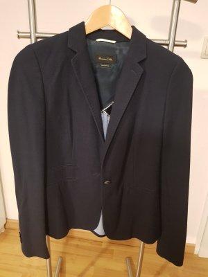 Massimo Dutti Business Suit blue