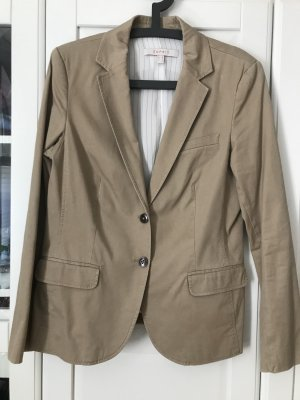 Blazer, Jackett, Esprit, Gr. 42/XL, beige