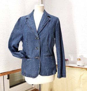 Blazer in jeans multicolore