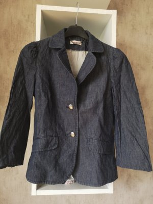 Orsay Denim Blazer blue-dark blue