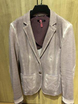 More & More Blazer en jersey mauve
