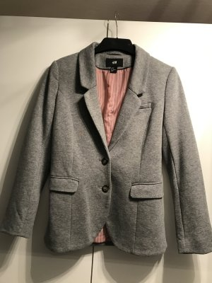 Blazer Jersey grau gr. 38