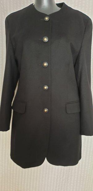 Short Coat black new wool