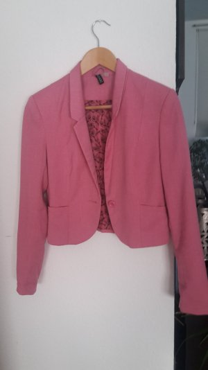 Blazer Kurzblazer Business Kurz Blogger