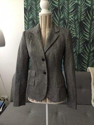 Blazer Kurzblazer Tweed Vintage 36 S