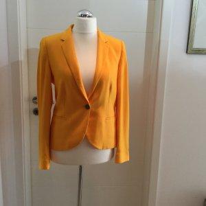 Blazer leicht helles gelb orange Zara
