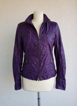 Bonita Denim Blazer dark violet-lilac