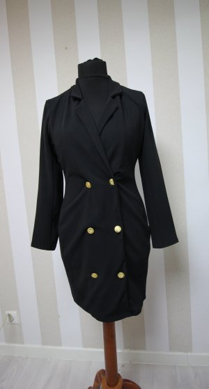 BLAZER LOOK KLEID BUSINESS SEXY CHIC