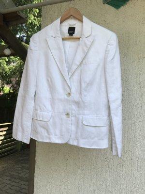 """Blazer m. Leinen (so ein toller Blazer!)  von """"Esprit collection"""" Gr. 40 weiß"""