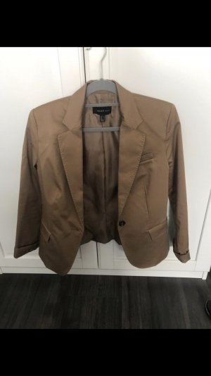Mango Blazer color bronce