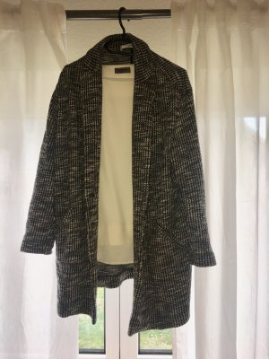 Mango Blazer en tweed multicolore