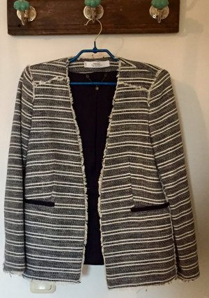 Blazer Mango Navy Look