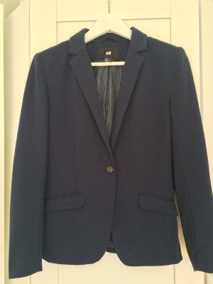 Blazer marineblau von H&M