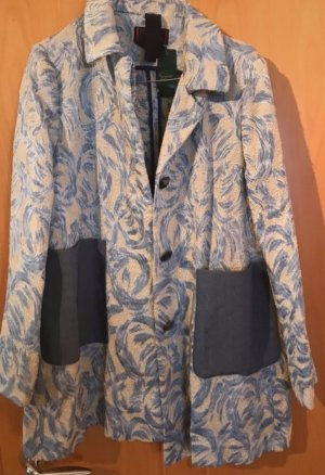 Femme by Michele Rossi Long Jacket multicolored