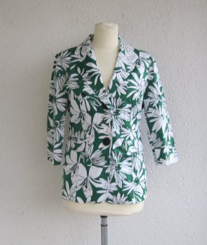 Blazer mit Blumen-Muster von Fashion in Gr. 42/21