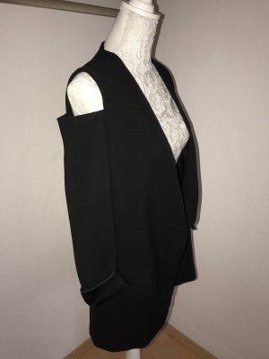 Blazer mit Cut-Out Schultern