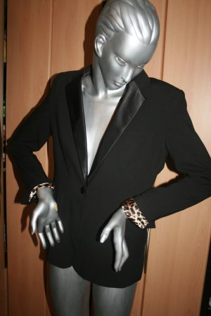 Blazer mit Leofutter H&M Gr. 40