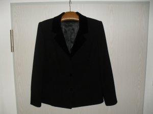 Short Blazer black