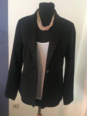 Mexx Blazer de esmoquin negro