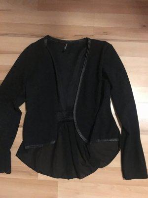 Madonna Chaqueta tipo blusa negro