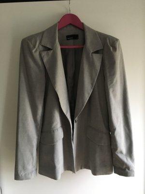 Vero Moda Blazer color plata-gris