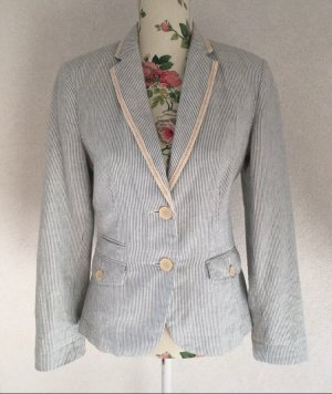 More & More Denim Blazer azure