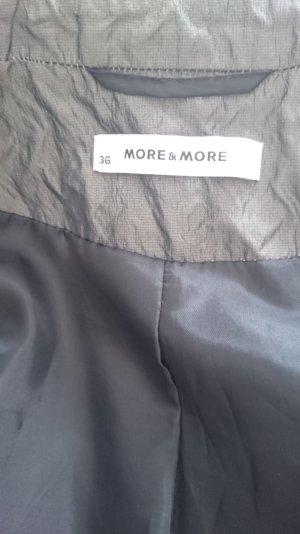 Blazer More&More grau Gr 36