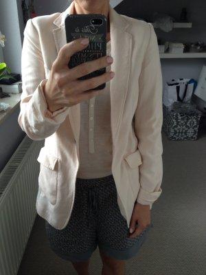 Blazer nude Rosé Sommer Trend