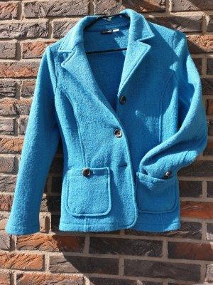 Esmara Blazer en laine bleu cadet