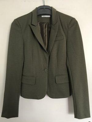 Blazer only Army grün only VeroModa Gr 40 wie neu Jersey Blazer