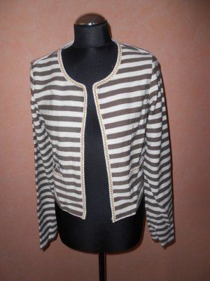 Blazer Only Gr. 40 gestreift