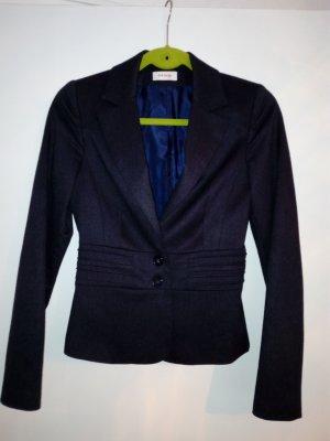 Blazer Orsay dunkelblau/ grau