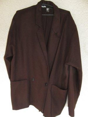 Vintage Boyfriend blazer bruin