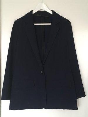 Blazer oversize von Zara 36 38 dunkelblau