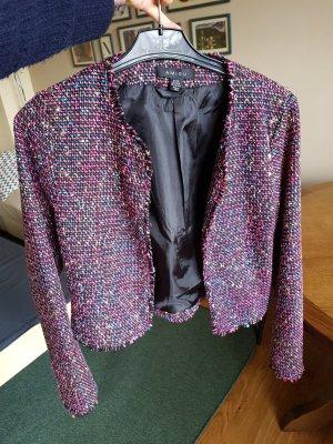 blazer pink lila bunt gr. 40