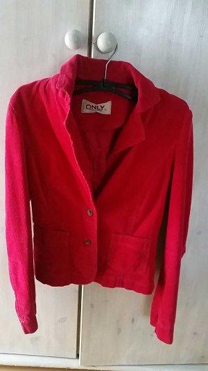 Blazer , pink , Only , Gr.34