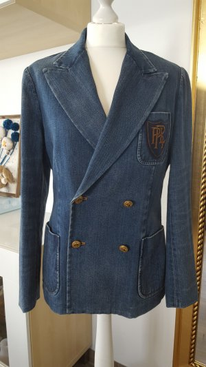 Polo Ralph Lauren Denim Blazer blue-dark blue