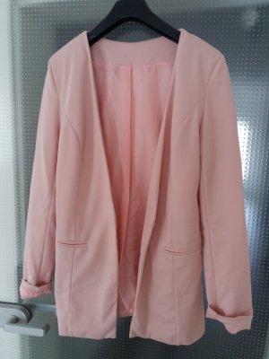 0039 Italy Boyfriend Blazer pink