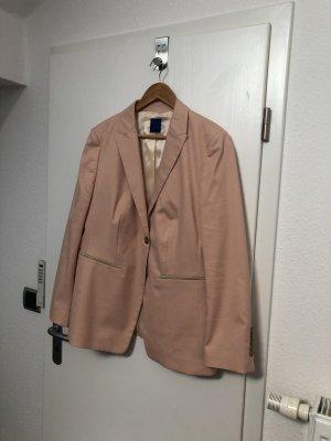 Joop! Tweed Blazer dusky pink-brown