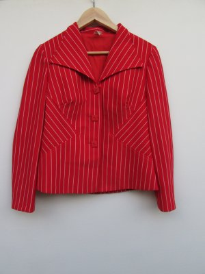 Vintage Sweat Blazer red