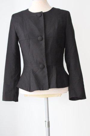 Blazer schwarz H&M Gr. 34
